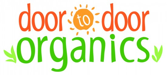 Door to Door Organics Logo 2