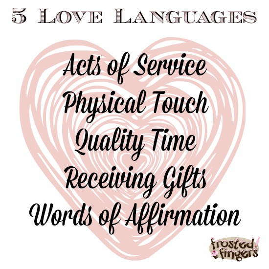 Which Of The 5 Love Languages Is Your Love Language
