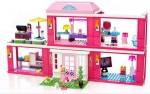 Mega Bloks Barbie™ Build 'n Play Fab Mansion Giveaway