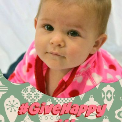 #GiveHappy at OshKosh B'gosh