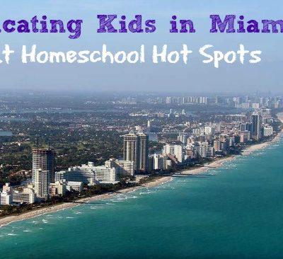 Educating Kids in Miami
