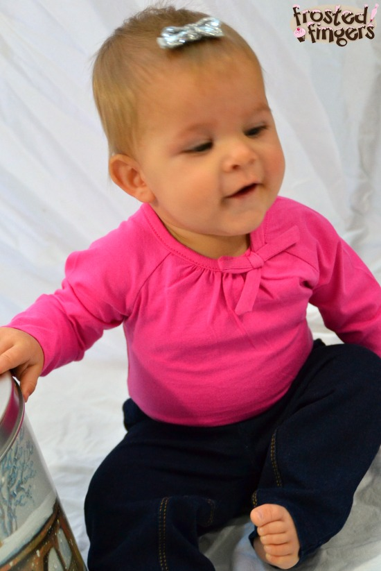 Pink and Sparkly with OshKosh B'gosh #GiveHappy