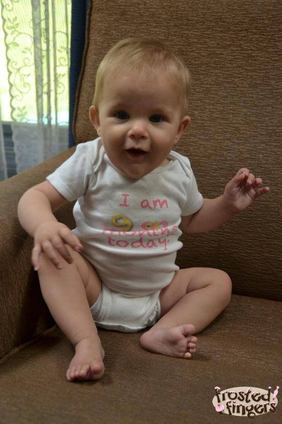 #BabyQ 9 Months