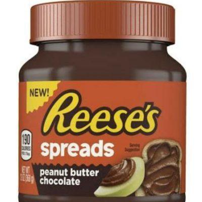 Reese's Spread… Hello!