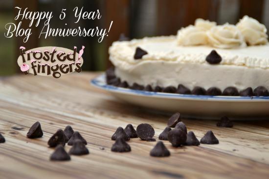 5 Year Blog Anniversary