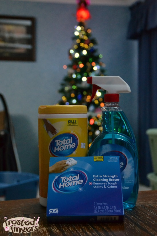 Clean up with Total Home