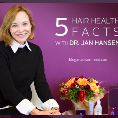 5 Hair Health Tips for New Moms