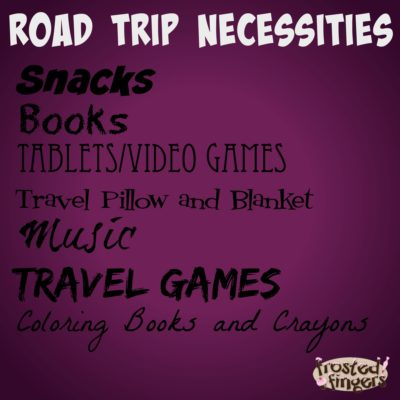 Survive your Road Trip with Snacks from CVS