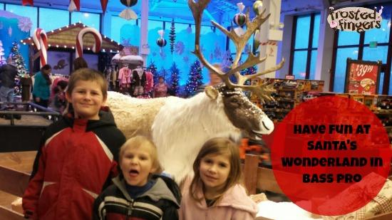 Santas Wonderland Bass Pro