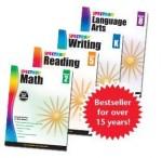 Spectrum Workbooks for Homeschool or Supplementation