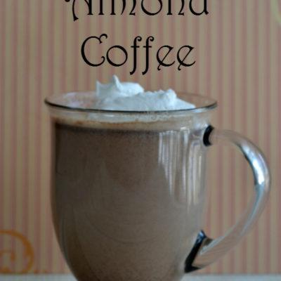 Chocolate Almond Coffee Recipe