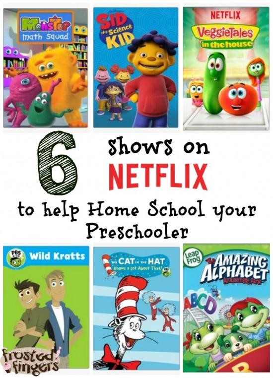 Netflix Home School