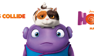 DreamWorks Animation's HOME Giveaway
