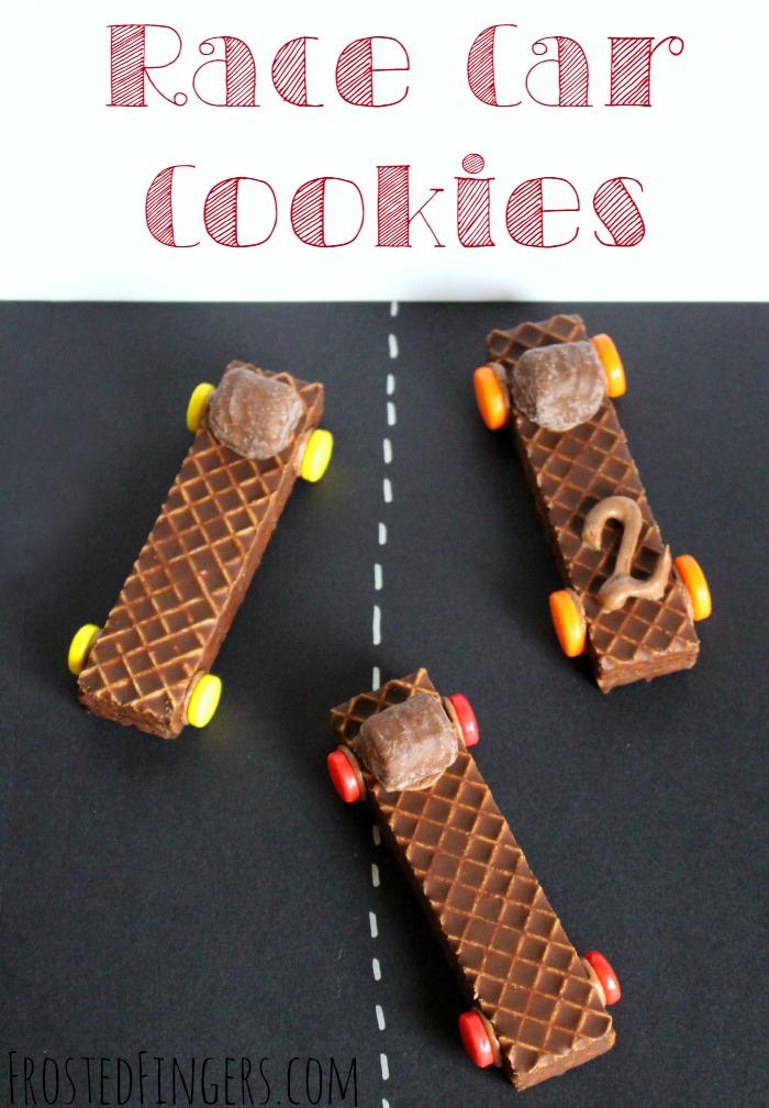 Chocolate Candy Cars