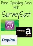 Earn Money with SurveySpot