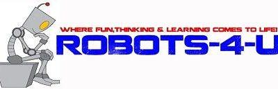 Sign up for ROBOTS-4-U