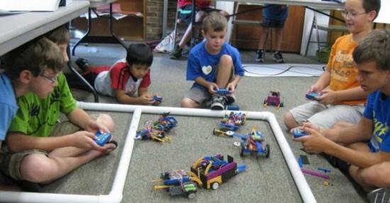 robotscamp