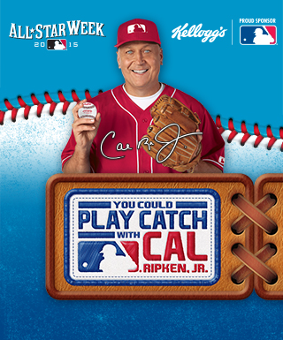 Play Catch with Cal