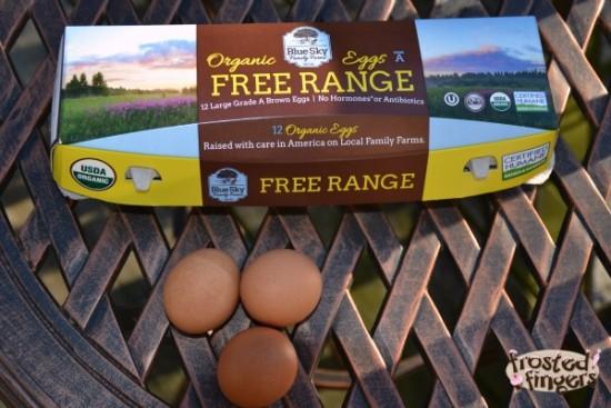 Blue Sky Farms Eggs
