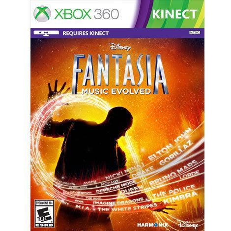 Disney Fantasia at Gamestop
