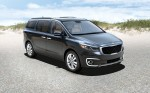 2016 Kia Sedona SX-L Review