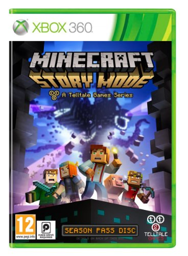 Minecraft Story Mode at GameStop
