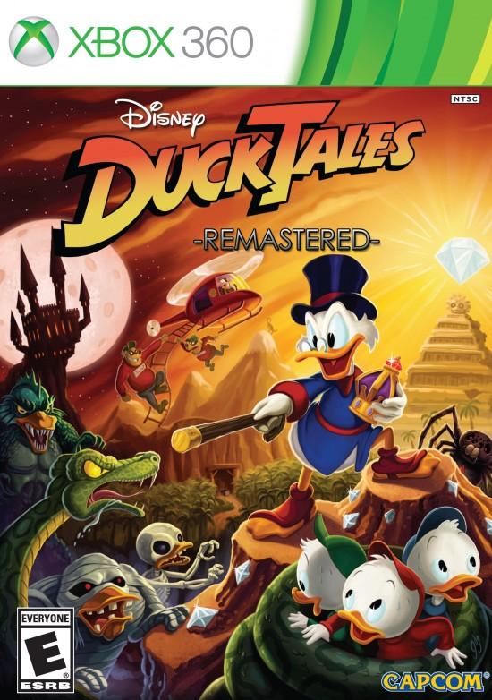 ducktales at gamestop