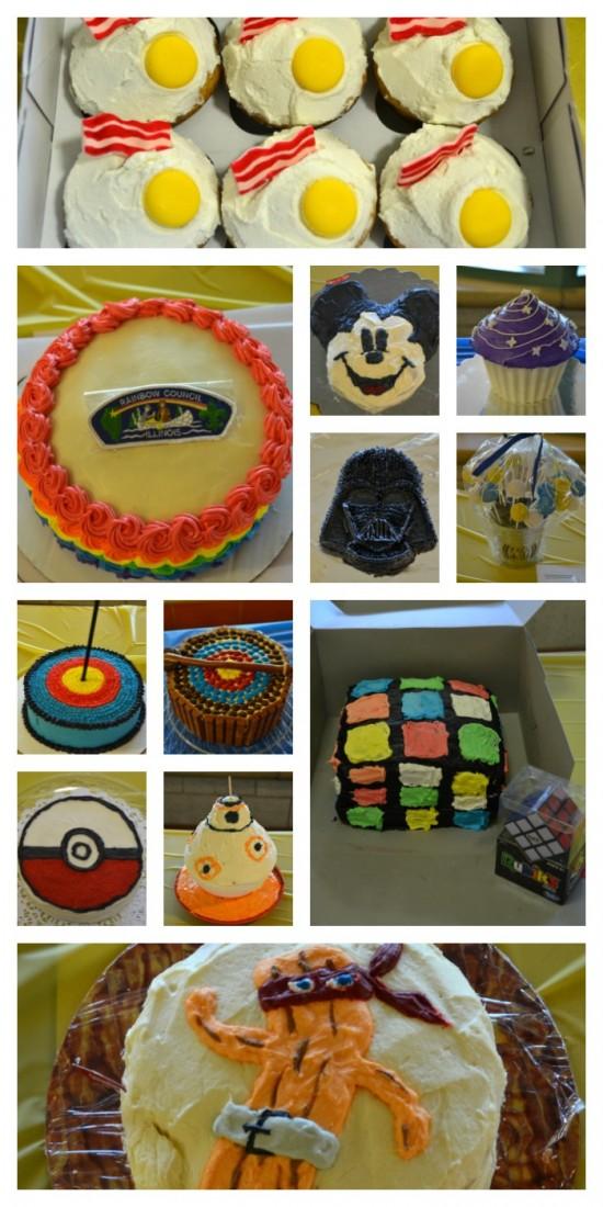 Cake Auction