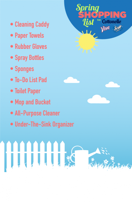 K-C Spring Cleaning Shopping List (Pinterest)_FINAL