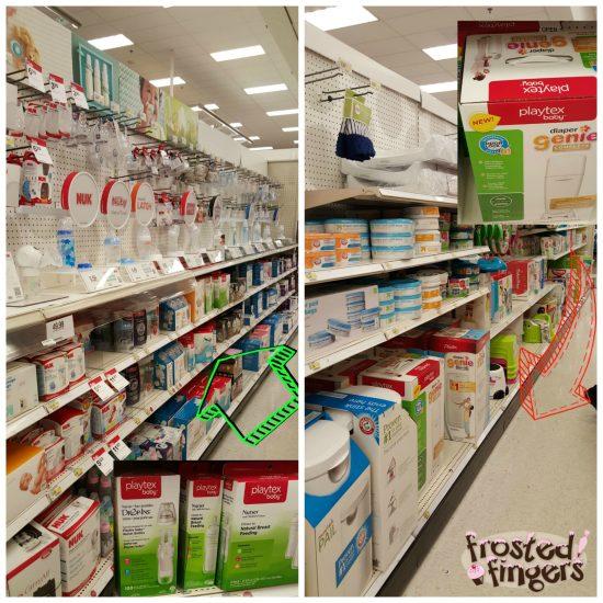 Find in Target