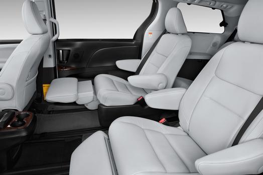 Toyota Sienna Inside