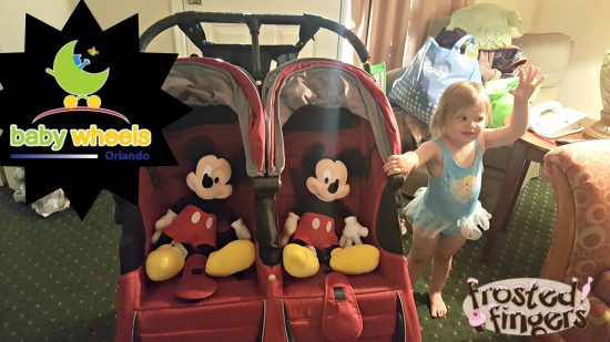 Rent a stroller at Baby Wheels Orlando for your Disney Trip
