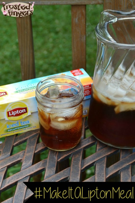 Make your meal complete with Lipton Iced Tea from Meijer