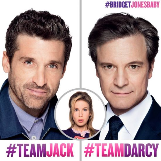 Bridget Jones's Baby Team Jack or Team Darcy