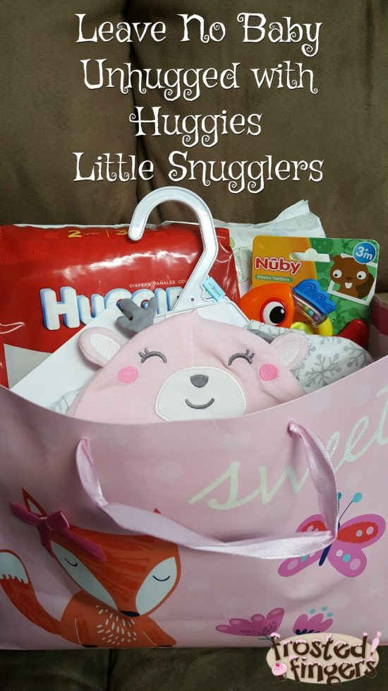 Leave No Baby Unhugged with Huggies Little Snugglers