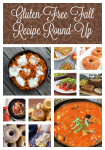 Fall Gluten Free Recipe Round-up