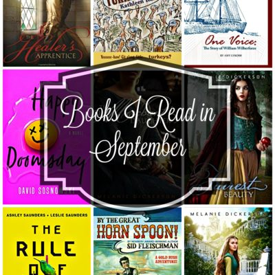 Books I Read in September