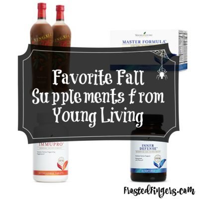 My Favorite Fall Supplements from Young Living