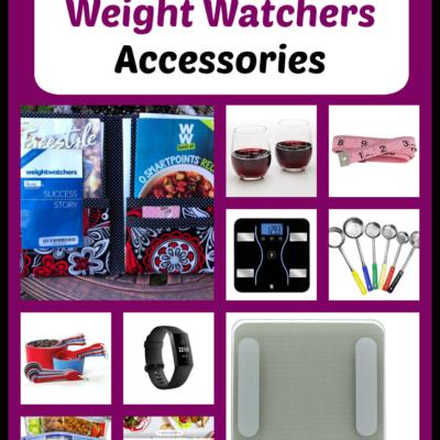 My Top 10 Favorite Weight Watchers Accessories