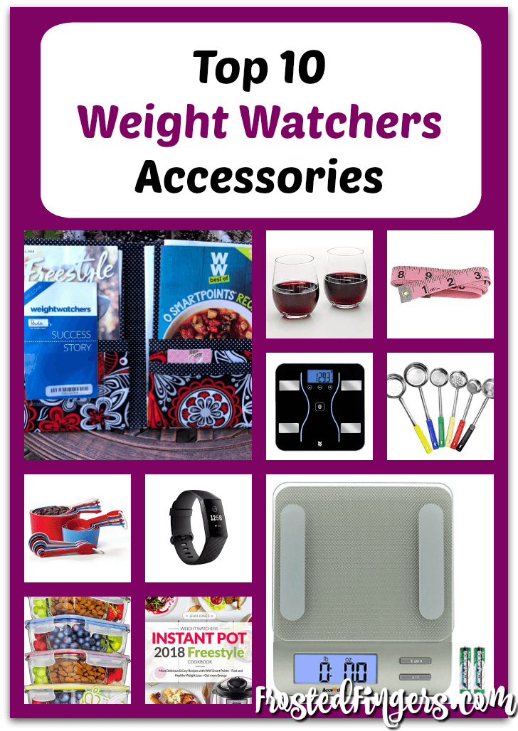 Top 10 Favorite Weight Watchers Accessoriese