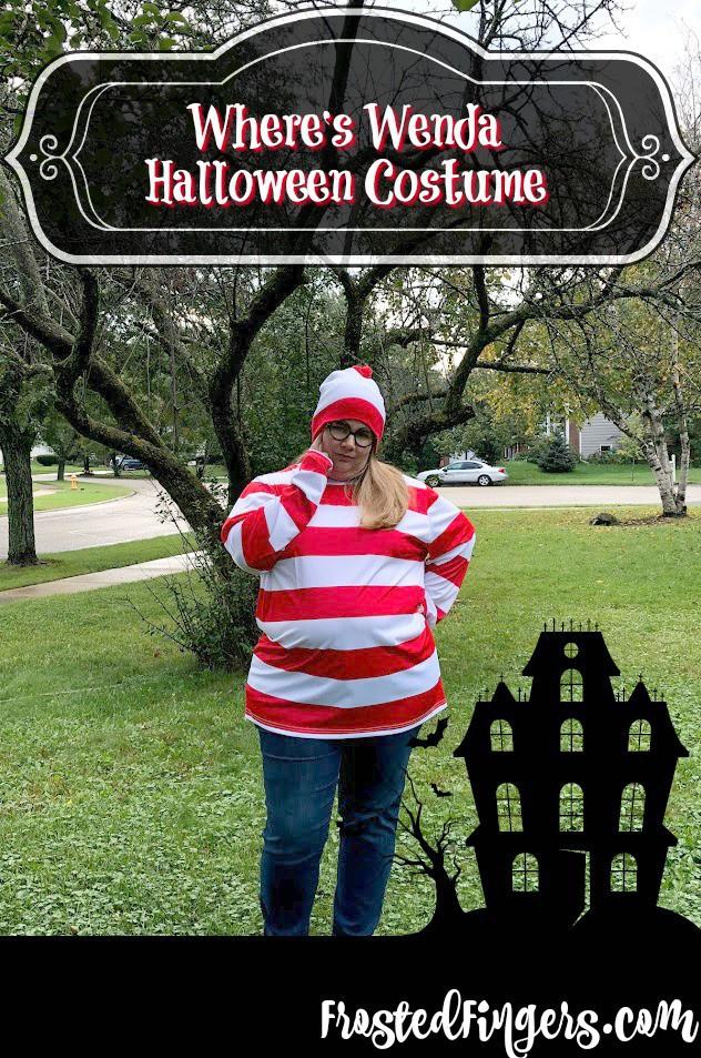 Where's Wenda Halloween Costume