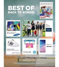 Save Money with this Back to School Savings Guide